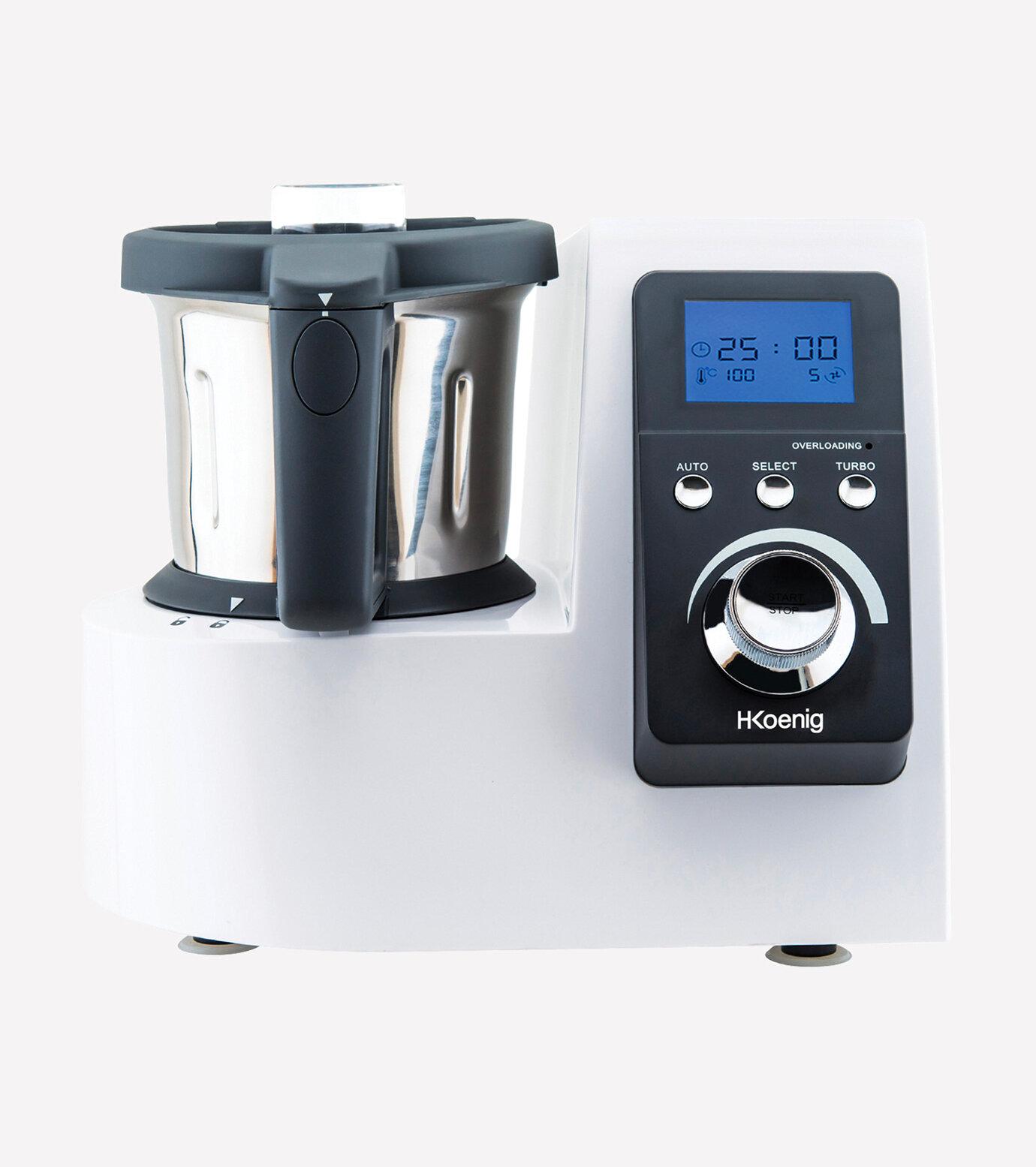 robot per cucinare e riscaldare hkm1032